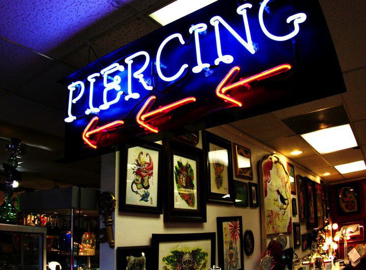 professional piercing artists in Denver