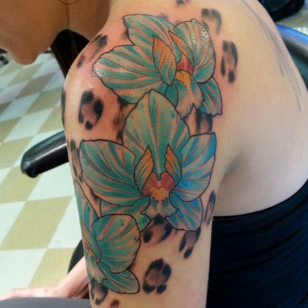 Custom Tattoos by The Best Tattoo Artists in Denver At Mantra Tattoo & Body Piercing