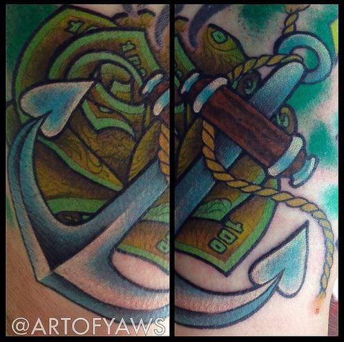 Popular tattoo styles traditional or old school tattoos for Best tattoo artist in colorado springs