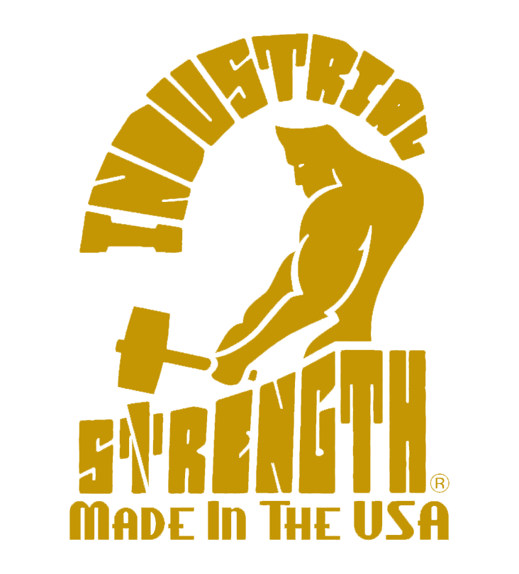 Industrial strength logo