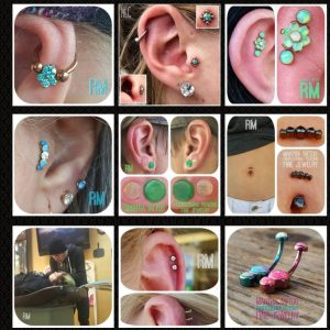 best body piercing jewelry brands in the area