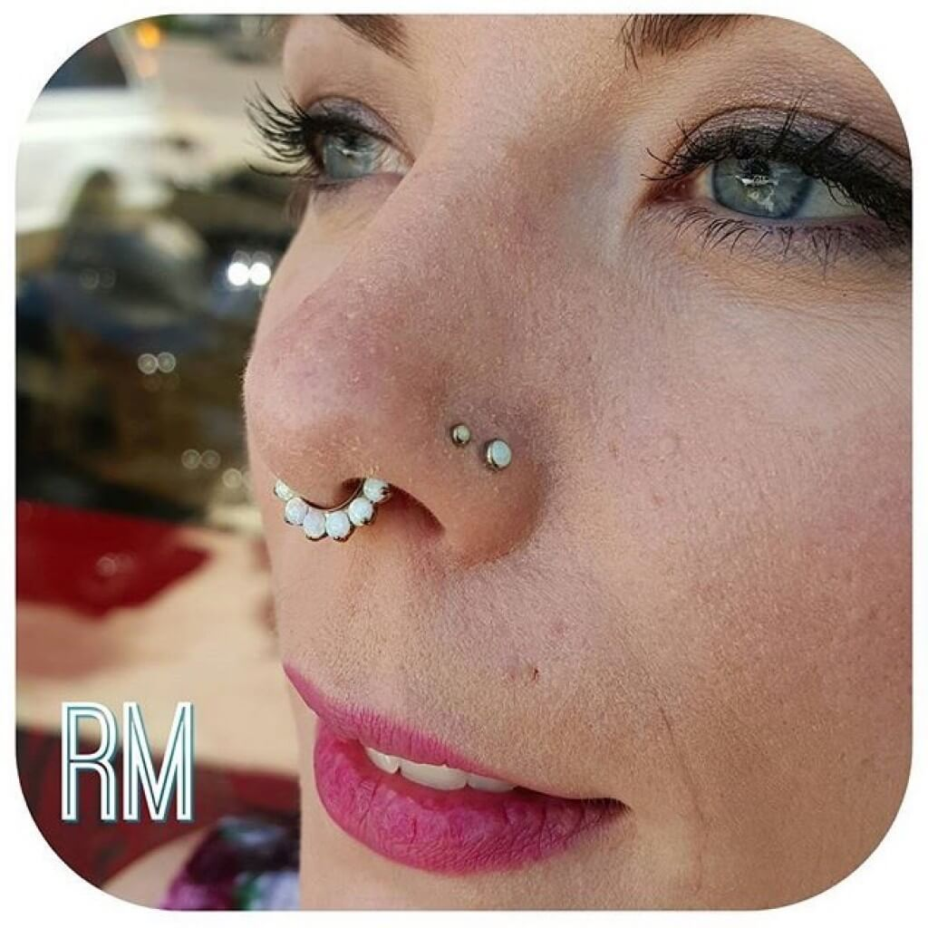 Fine jewelry professional piercings at mantra tattoo for Inkslingrz professional tattoos and body piercing
