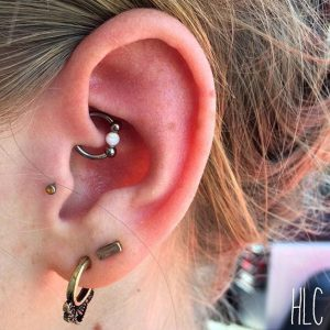 What is a Daith Piercing