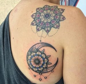 Custom Dreamcatcher Tattoo