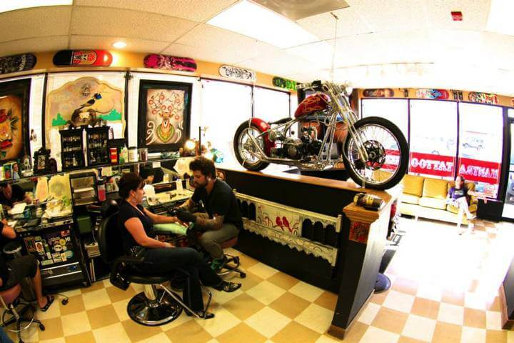 Love for motorcycles