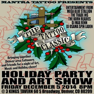 December 5th Holiday Party