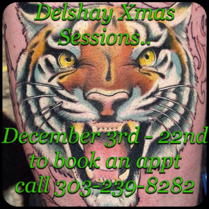 Delshay will be in Mantra on December 3rd - 22nd