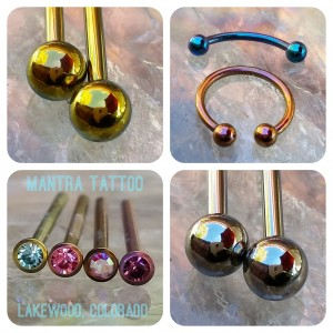 Safe Metals for New Body Piercings