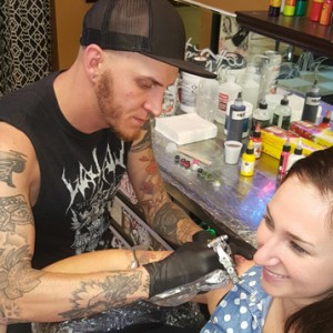 experienced tattooers in Colorado